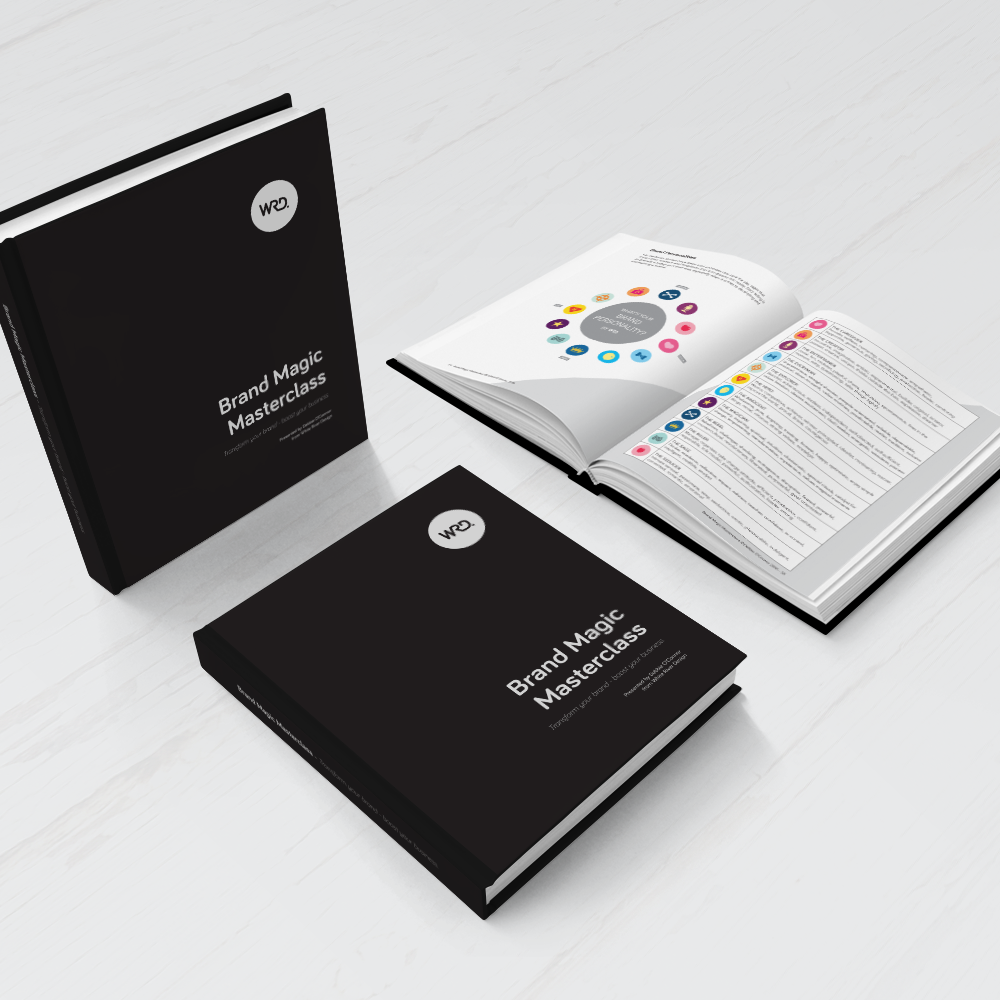 Brand Magic Workbook
